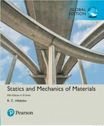 Statics and Mechanics of Materials in SI Units - HIBBELER RUSSELL C (ISBN: 9781292177915)