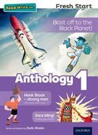 Read Write Inc. Fresh Start: Anthology 1 - Pack of 5 - Gill Munton, Janey Pursglove, Adrian Bradbury (ISBN: 9780198398226)