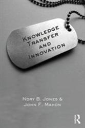 Knowledge Transfer and Innovation (ISBN: 9781138712478)