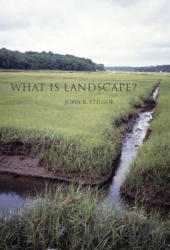 What Is Landscape? - Stilgoe, John R. (ISBN: 9780262535281)