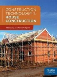 Construction Technology 1: House Construction (ISBN: 9781352001891)
