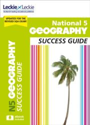National 5 Geography Success Guide (ISBN: 9780008281717)