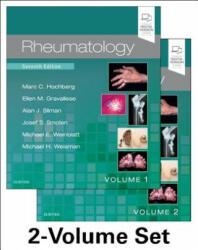 Rheumatology, 2-Volume Set - Marc C. Hochberg, Gravallese, Ellen M, MD, Dr. , Alan J. Silman, Josef S. Smolen, Michael E. Weinblatt, Michael H. Weisman (ISBN: 9780702068652)