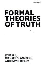Formal Theories of Truth (ISBN: 9780198815686)