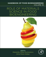 Role of Materials Science in Food Bioengineering (ISBN: 9780128114483)