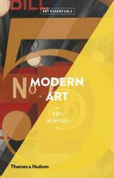 Modern Art - Amy Dempsey (ISBN: 9780500293225)