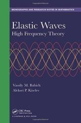 Elastic Waves - High Frequency Theory (ISBN: 9781138033061)