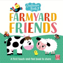 Chatterbox Baby: Farmyard Friends (ISBN: 9781526380289)