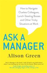 Ask a Manager (ISBN: 9780349419473)