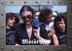 Visions of Motorhead - ALAN & MOTTRA PERRY (ISBN: 9781908724861)