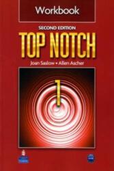 Top Notch 1 Workbook (ISBN: 9780132470414)