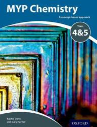 MYP Chemistry Years 4&5 (ISBN: 9780198369967)