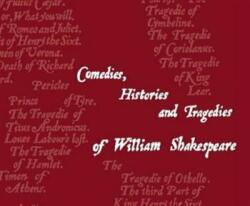 Shakespeare Flipbook - Comedies, Histories and Tragedies of William Shakespeare (ISBN: 9781843681373)