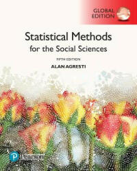 Statistical Methods for the Social Sciences, Global Edition - Alan Agresti, Barbara Finlay (ISBN: 9781292220314)
