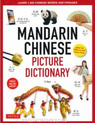 Mandarin Chinese Picture Dictionary - Yi Ren (ISBN: 9780804845694)