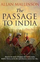 Passage to India - Allan Mallinson (ISBN: 9780593079133)