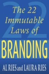 22 Immutable Laws of Branding (2000)