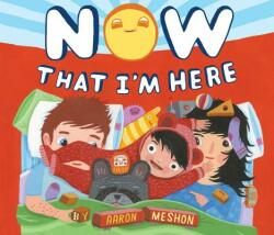 Now That I'm Here (ISBN: 9780735229365)