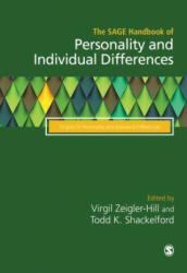 The Sage Handbook of Personality and Individual Differences: Volume II: Origins of Personality and Individual Differences - Volume II: Origins of Per (ISBN: 9781526445186)