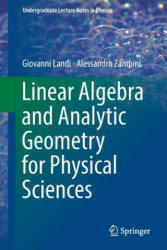 Linear Algebra and Analytic Geometry for Physical Sciences (ISBN: 9783319783604)