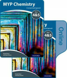 MYP Chemistry Years 4&5: a Concept-Based Approach: Print and Online Pack (ISBN: 9780198370079)