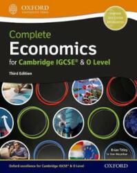 Complete Economics for Cambridge IGCSE (ISBN: 9780198409700)
