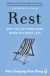 Rest - Why You Get More Done When You Work Less (ISBN: 9780241217290)