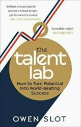 Talent Lab - The secret to finding, creating and sustaining success (ISBN: 9781785031786)