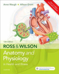 Ross & Wilson Anatomy and Physiology in Health and Illness (ISBN: 9780702072765)
