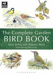 COMPLETE GARDEN BIRD BOOK (ISBN: 9781472961105)