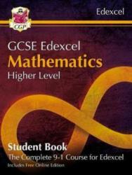 New Grade 9-1 GCSE Maths Edexcel Student Book - Higher (ISBN: 9781782949589)