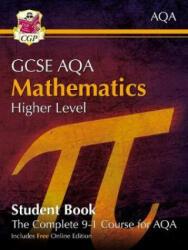 New Grade 9-1 GCSE Maths AQA Student Book - Higher (ISBN: 9781782949596)