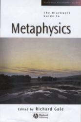 Blackwell Guide to Metaphysics (ISBN: 9780631221210)