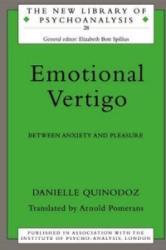 Emotional Vertigo - Between Anxiety and Pleasure (ISBN: 9780415148368)