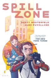 Spill Zone - Scott Westerfeld, Alex Puvilland (ISBN: 9781250158727)