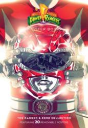 Mighty Morphin Power Rangers: Rangers & Zords Poster Book (ISBN: 9781684151714)