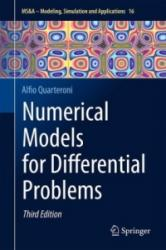 Numerical Models for Differential Problems (ISBN: 9783319493152)