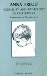 Normality and Pathology in Childhood (ISBN: 9780946439652)