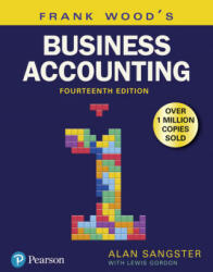 Frank Wood's Business Accounting Volume 1 (ISBN: 9781292208626)