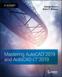 Mastering AutoCAD 2019 and AutoCAD LT 2019 (ISBN: 9781119495000)