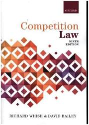 Competition Law (ISBN: 9780198779063)