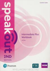 Speakout Intermediate Plus 2nd Edition Workbook with Key (ISBN: 9781292212449)