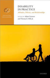 Disability in Practice - Attitudes, Policies, and Relationships (ISBN: 9780198812876)