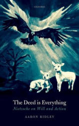 Deed is Everything (ISBN: 9780198825449)