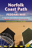 Norfolk Coast Path & Peddars Way: Trailblazer British Walking Guide (ISBN: 9781905864980)