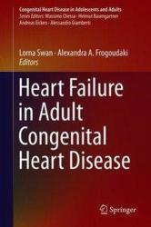Heart Failure in Adult Congenital Heart Disease (ISBN: 9783319778020)
