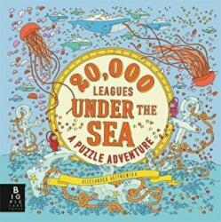 20, 000 Leagues Under the Sea: A Puzzle Adventure - A ARTYMOWSKA (ISBN: 9781787412408)