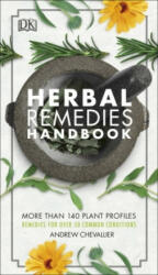 Herbal Remedies Handbook (ISBN: 9780241342022)