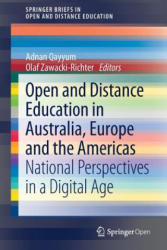 Open and Distance Education in Australia, Europe and the Americas - Adnan Qayyum, Olaf Zawacki-Richter (ISBN: 9789811302978)