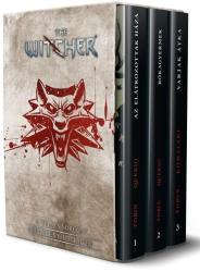 The Witcher/Vaják: A sorozat I-III. (képregény) + díszdoboz (2018)
